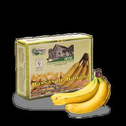 Banana Passa Orgânica Aecia
