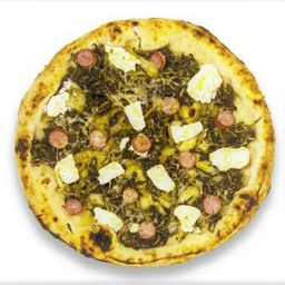 Pizza Agnello e Friarelli