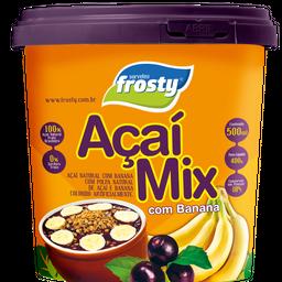 Açaí Mix Banana - 500ml