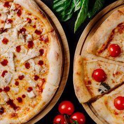 Pizza 35 Cm Tradicional + 50% 2ª Pizza