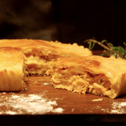 Torta de Frango com Catupiry - 320g