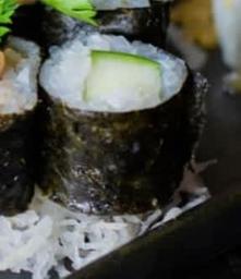 0124 - maki sushi kappa maki - 08 unidades