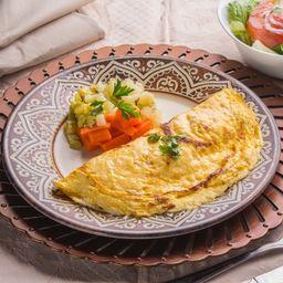 Omelete do Chef