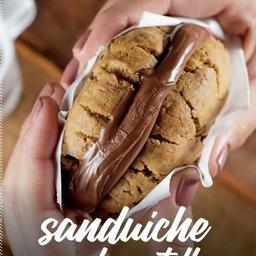 Ninho Cookies N' Cream com Nutella