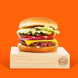 Veggie Cheeseburger