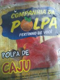 Polpa de Caju 500g