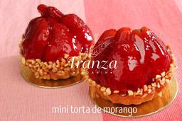 Torta de Morango Individual