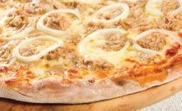 1 Pizza de Atum com Refrigerante de 1L
