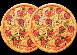 Clone De Pizza + Refrigerante 2 Litros R
