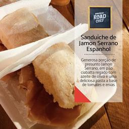 Sanduíche De Jamon Serrano Espanhol