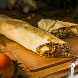 Kebab de Falafel
