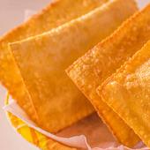 Mini Pastéis (Porção 6 Mini Pastéis) - Carne