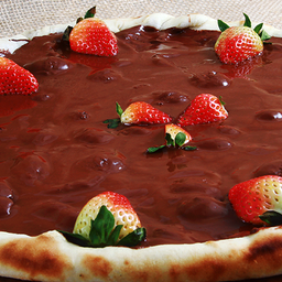 Pizza de Chocolate - Grande