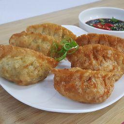 Mandu Misto (carne & Kimchi)