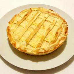 Torta de Creme de Palmito - 1Kg