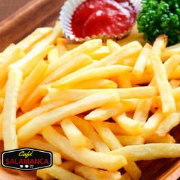Porção batata frita 1/2 - 400g