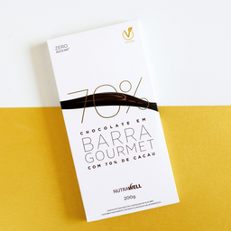 Barra 70% Cacau Gourmet - 200g