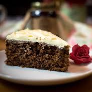 Guiness Cake - Fatia