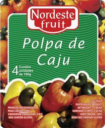 Polpa de Caju Nordeste Fruit - 400g