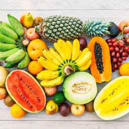 Fruta da estação