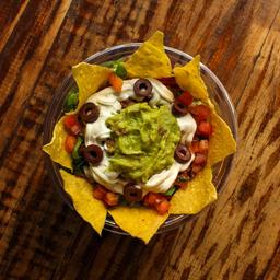 Combo Guaca Salad