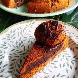 Torta Cookies (vegana/sem Gluten)
