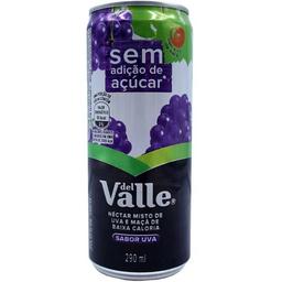 Suco Del Valle Lata 290ml - Uva