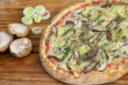 Pizza Shiitake