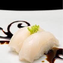 Sushi de peixe branco (6unidades)