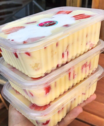 Torta Família - Leite Ninho