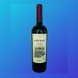 Vinho Norton Malbec Lote Rojo 750ml