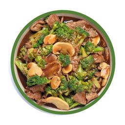 Carne com brócolis - 1.000g