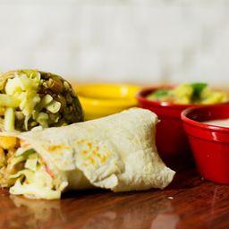 2x1 - Burrito Fit Vegetariano