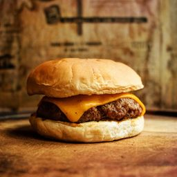 Cheese Burger - 100g
