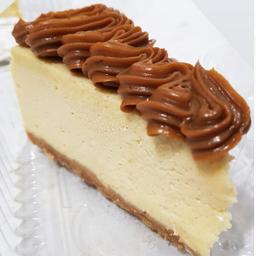 Cheesecake doce de leite artesanal - 150g