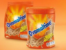 Churros de Ovomaltine