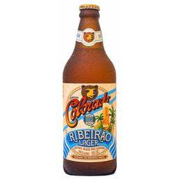 Cervejas Colorado Ribeirão Lager 600ml