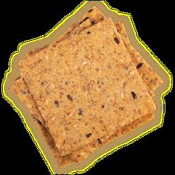 Biscoito de Gergelim e Linhaça