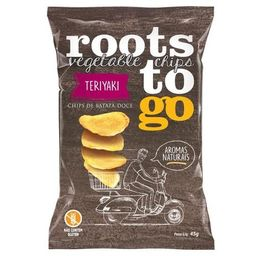 Roots To Go Teriyaki - 45g