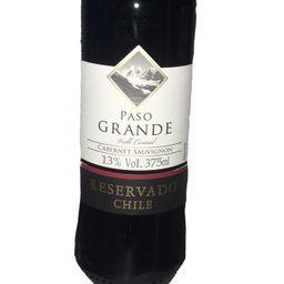 Paso Grande Cabernet Sauvignon 375ml