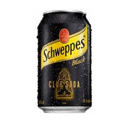 Schweppes Club Soda Lata - 350ml