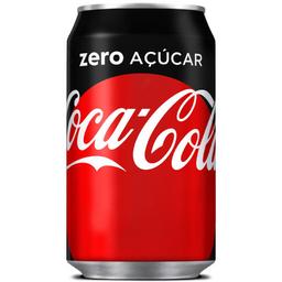 Coca-Cola sem Açúcar lata