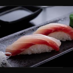 Niguiri Peixes Locais