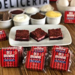 Deli Brownie Red Velvet