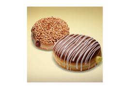 Donuts Confeitado E Recheado
