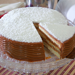Torta Bem Casado