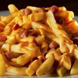 Fritas com Cheddar e Bacon (9817)