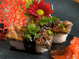 Dupla Sushi Salmão Skin