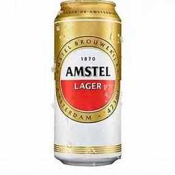 Cerveja Amstel Latão 473ml