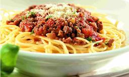 Espaguete com molho - 250grs